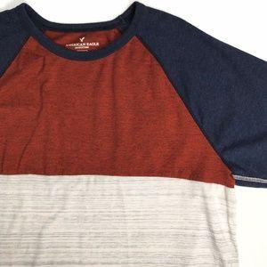 American Eagle Mens Flex Classic Fit T-Shirt :019